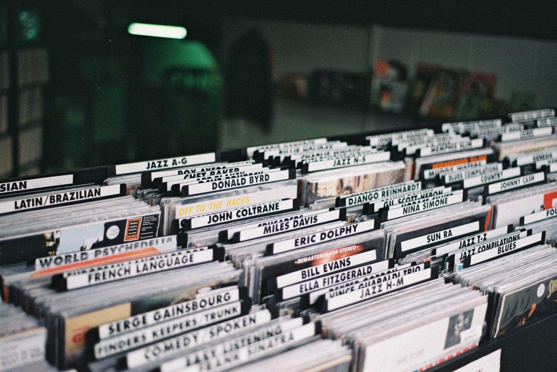 Alcuni dischi