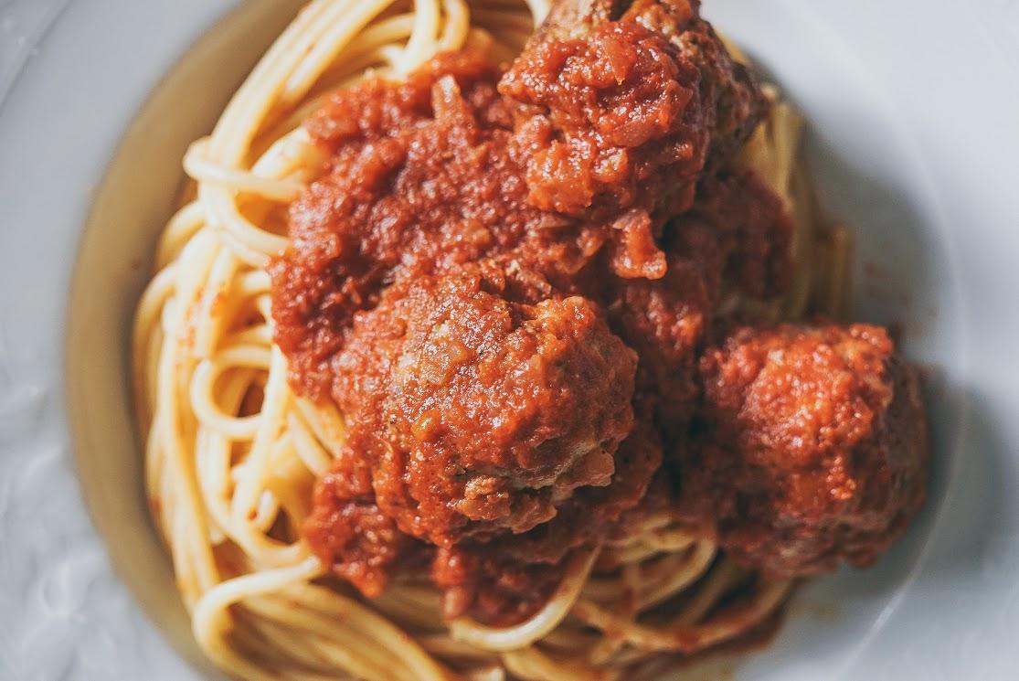 spaghetti cristina