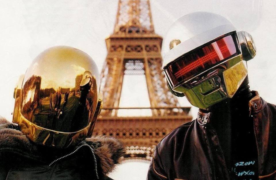 Parigi e Daft Punk