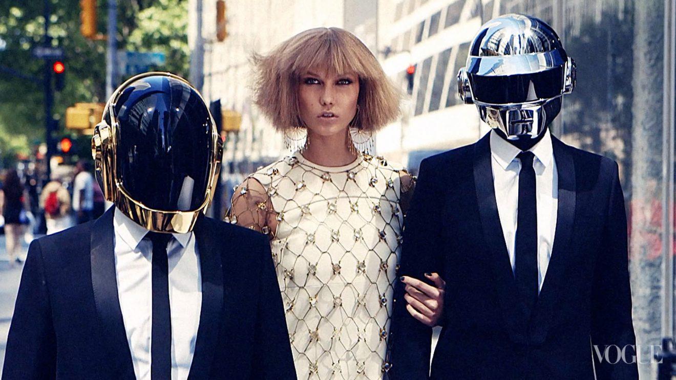 Daft Punk e Karlie Kloss