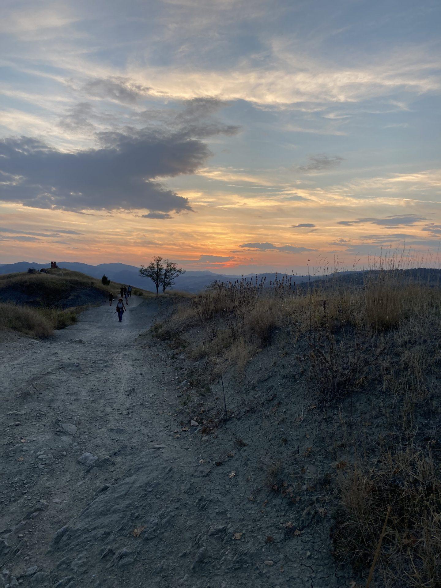 sentiero Spallanzani