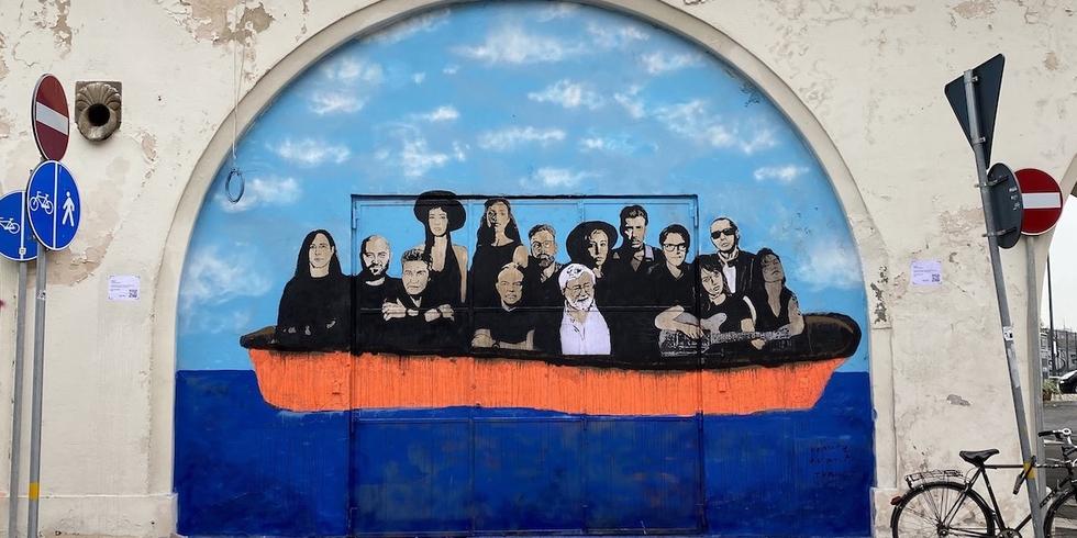 murales Guccini